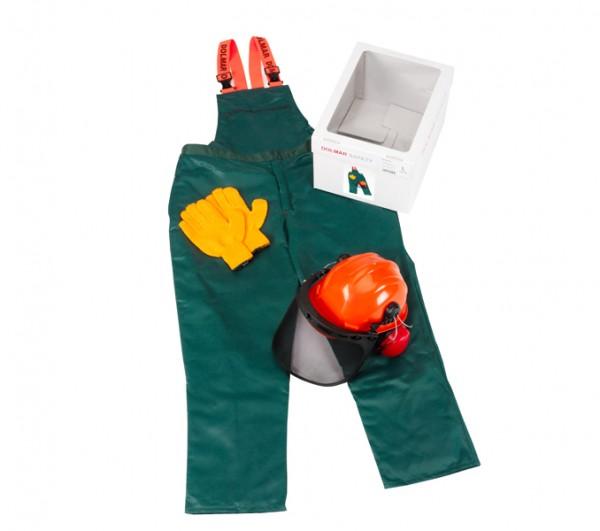 Dolmar StarterSet (Helm/Schnittschutzhose/Handschuhe) Gr. XL/58/60