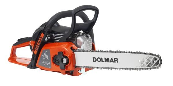 Dolmar Benzin-Motorsäge für Einsteiger PS-35 C TLC 35 cm