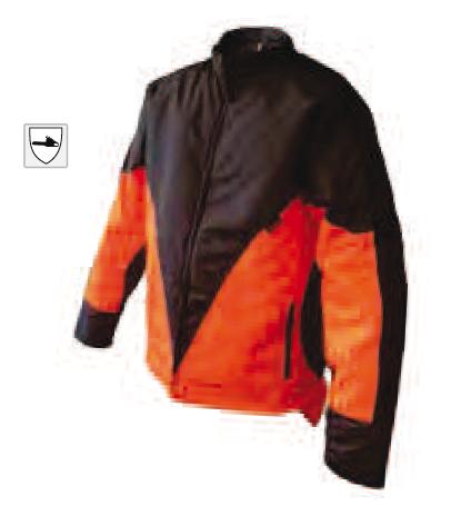 """Schnittschutzjacke """"Super Professional"""" - Qualitäts Forstbekleidung von DOLMAR"""