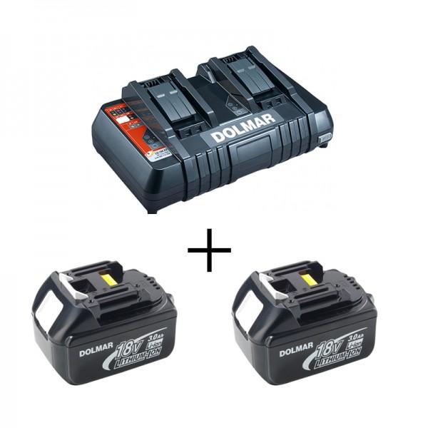 2 x AP-183 + 1 x LG-184 X2