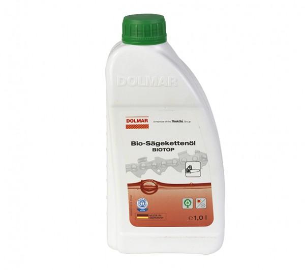 Dolmar Biotop Sägekettenöl 1l Flasche