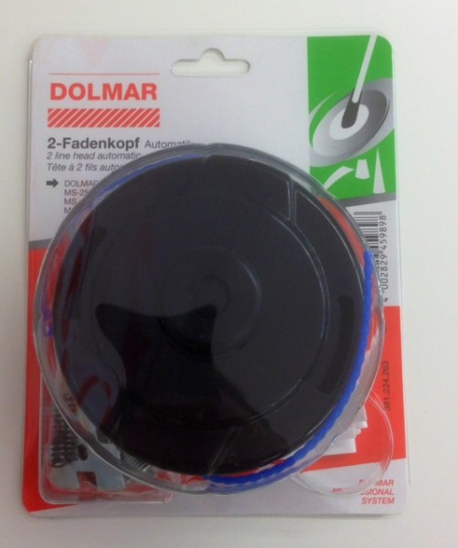 Dolmar 2-Fadenkopf Ultra Auto 4 für MS-26