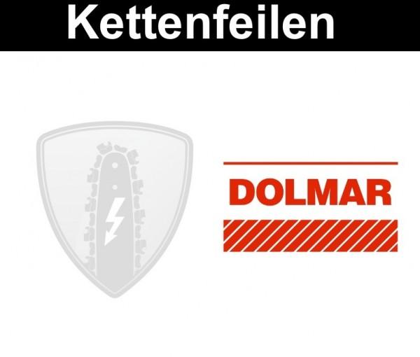 Dolmar Rundfeile für Sägeketten 5,2 mm